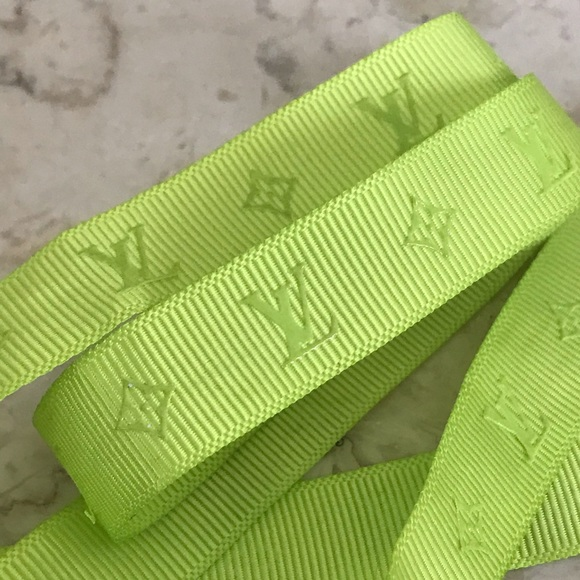 Authentic Louis Vuitton Ribbon